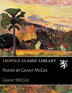 Poems by Grant McGee