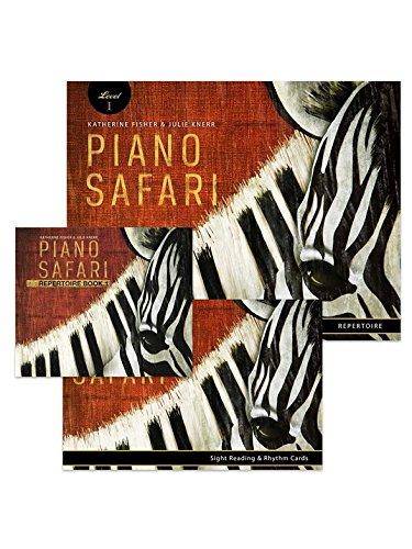 Piani Safari: Pack 1 REVISED
