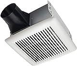 Broan-NuTone AE50110DC Flex DC Series Bathroom Ventilation Fan, White