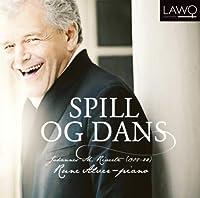Spill og Dans: Piano Music by Alver (2013-10-08)