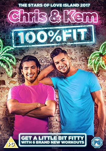 Chris & Kem 100% Fit [Reino Unido] [DVD]