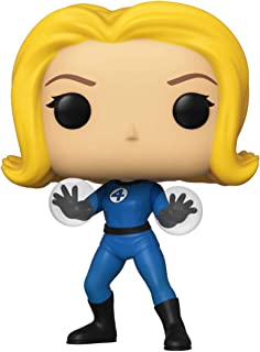 Funko Pop! Marvel: Fantastic Four - Invisible Girl