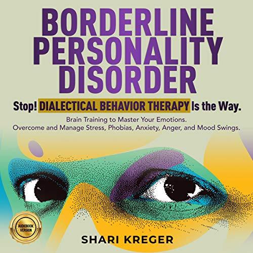 Borderline Personality Disorder Audiobook By Shari Kreger cover art