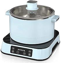 JSMY Pot Chaud électrique Multifonctionnel Domestique intégré,Pot Chaud électrique branché dans Une Fente électrique,la Cu...