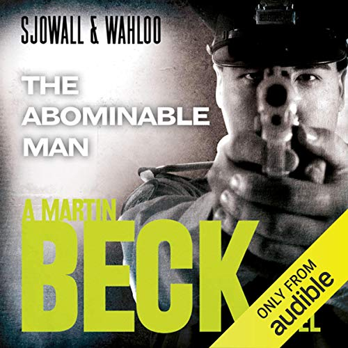 The Abominable Man audiobook cover art
