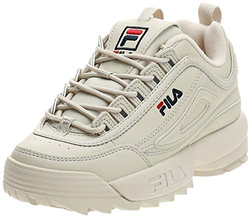 Fila Schuhe Disruptor Low WMN Antique White (1010302.00Y) 39