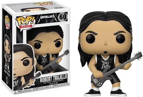 Funko Pop! - Figura Robert Trujillo, colección Metallica 13809