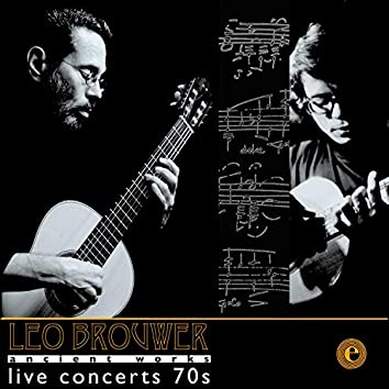 Ancient Works Live Concerts 70S (Live)