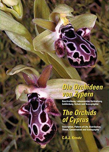 Die Orchideen von Zypern /The Orchids of Cyprus