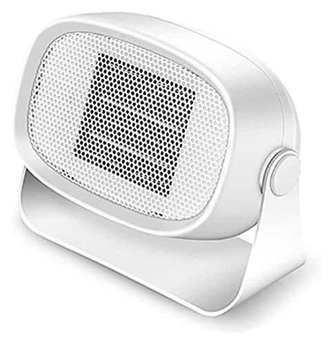 DWJ Calentador de Ventilador portátil Interno Calentador de cerámica con Modo de calefacción for protección contra sobrecalentamiento en la Oficina en casa