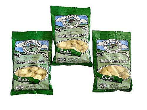Ellsworth Garlic Cheese Curds - 5 oz - 3 pack