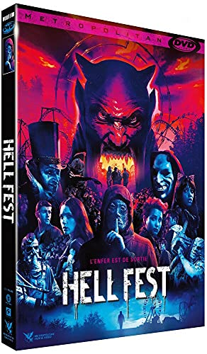 Hell Fest [Francia] [DVD]