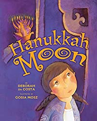 Hanukkah books about Sephardic Jewish traditions.
