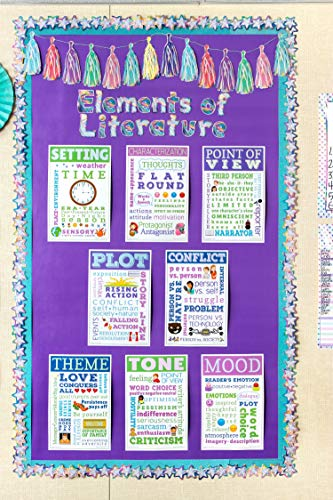 Teacher Created Resources Ultra Purple Better Than Paper Bulletin Board Roll (TCR77887) Photo #2
