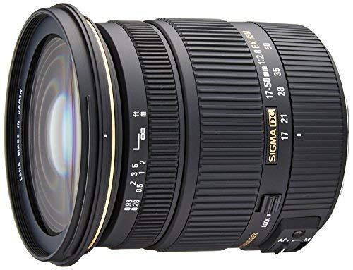 Sigma 17-50mm f/2.8 EX DC OS HSM FLD Large...
