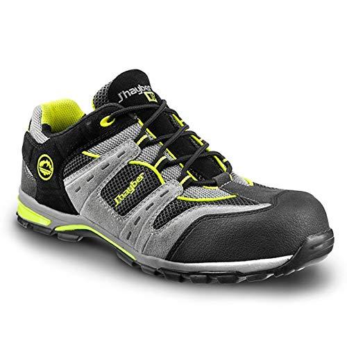 J' Hayber Works - Calzado de seguridad Sport line Eagle GRIS J'Hayber