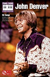 John Denver: Piano Chord Songbook. Partitions pour Lyrics & Piano Chords