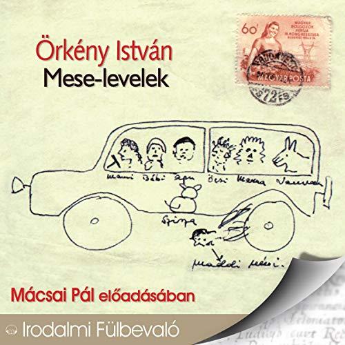 Mese-levelek audiobook cover art