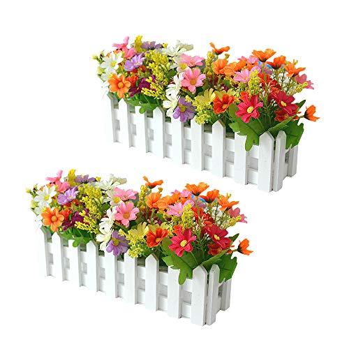 Plantes à Fleurs Artificielles, ...