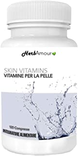 HerbAmour Skin Vitamins I Suplemento