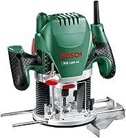 Bosch 060326A100 Frezarka Górnowrzecionowa, 1200 W, 230 V, Zielony/Czarny, 1 Sztuka