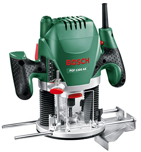 Bosch Home and Garden 060326A100 POF 1200 AE Fresatrice, 1200 W, 230...