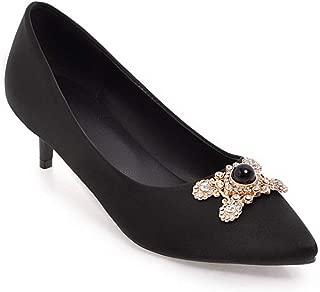BalaMasa Womens APL12255 Pu Heeled Sandals