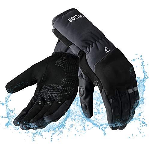 guanti da moto invernali Guanti Moto Invernali Impermeabili Touchscreen