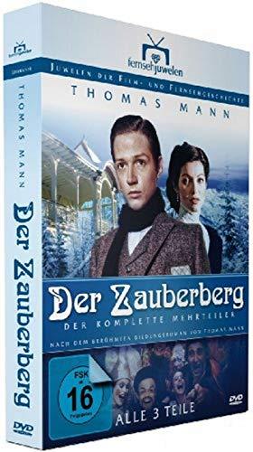 Thomas Mann: der Zauberberg [Import]