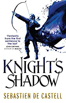 Knight's Shadow: The Greatcoats Book 2 (The Greatcoats, 2) by [Sebastien de Castell]