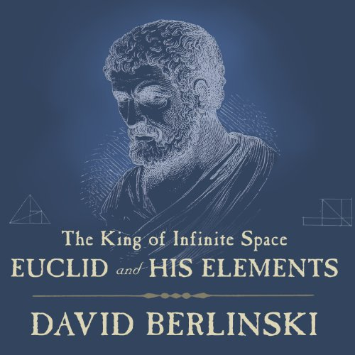 The King of Infinite Space audiobook cover art
