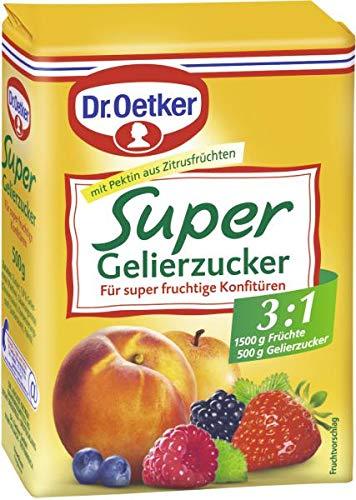 Oetker Super Gelierzucker 3:1-500g