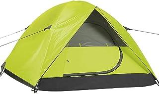 IDWOI-tält koppeltält 3-4 man tjock vattentät bärbar familjetält för utomhus camping vandring strand, 2 färger