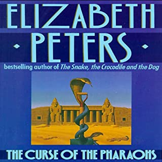 The Curse of The Pharaohs     The Amelia Peabody Series, Book 2              By:                                                                                                                                 Elizabeth Peters                               Narrated by:                                                                                                                                 Susan O'Malley                      Length: 10 hrs and 6 mins     525 ratings     Overall 4.2
