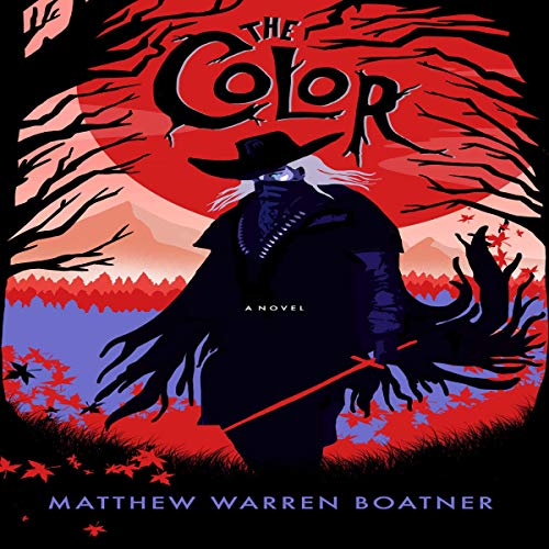 The Color: Book I cover art