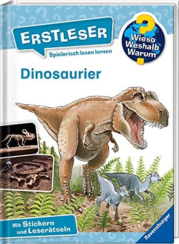 Wieso? Weshalb? Warum? Erstleser: Dinosaurier (Band 1) (Wieso? Weshalb? Warum? Erstleser, 1)