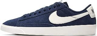Nike W Blazer Low Sd Womens Av9373-407 Size 6.5