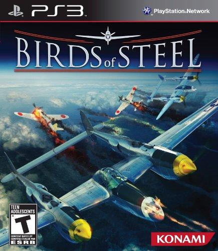 Konami Birds of Steel, PS3 - Juego (PS3, PlayStation 3, Simulación, T (Teen))