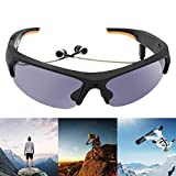 X8 Camera Sunglasses, Bluetooth 4.1 1080p HD 32G Video Sport Glasses 10h Battery Life Calls UV Protection Polarized Lenses for Recording Outdoor and Travel Adventures