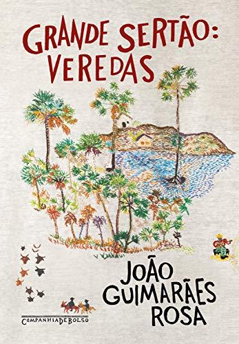 Grande sertão: veredas (Edição de bolso) (Portuguese Edition)