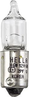HELLA H6W Long Life Miniature Halogen Bulb,  12V