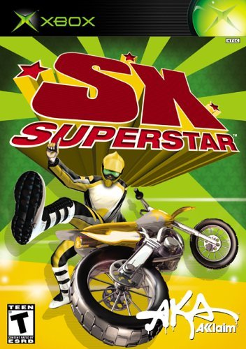 SX Superstar (Xbox) by Acclaim