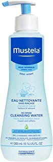 Mustela No Rinse Cleansing Water 300 ml 5028497