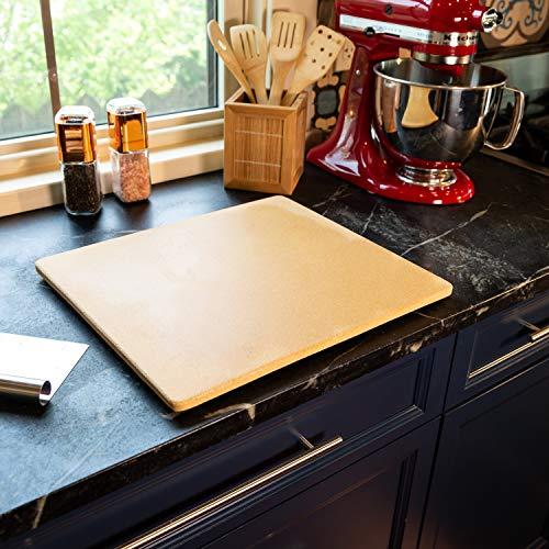 Honey-Can-Do Oven Rectangular Pizza Stone