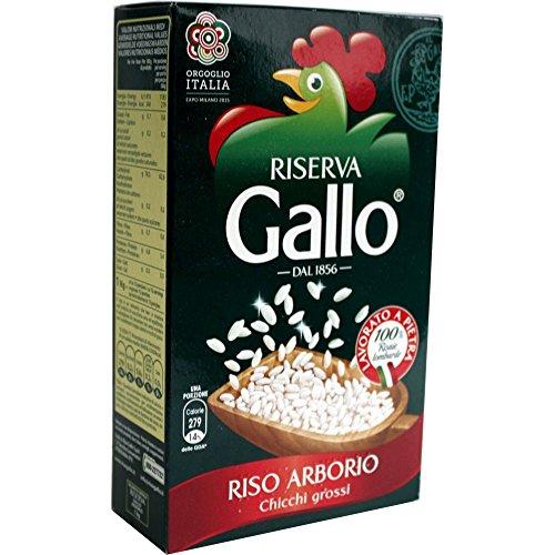 Riserva Gallo Riso Arborio Risottoreis (1kg Packung)