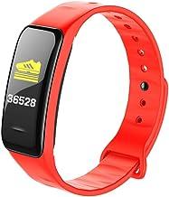 Slimme kleurenscherm armbandHartslagmeting Muziekbediening Multi-wijzerplaat Slimme draagbare Bluetooth-sportarmband