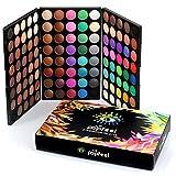 Pure Vie® 120 Colores Sombra De Ojos Paleta de Maquillaje Cosmética - Perfecto para Sso Profesional y Diario