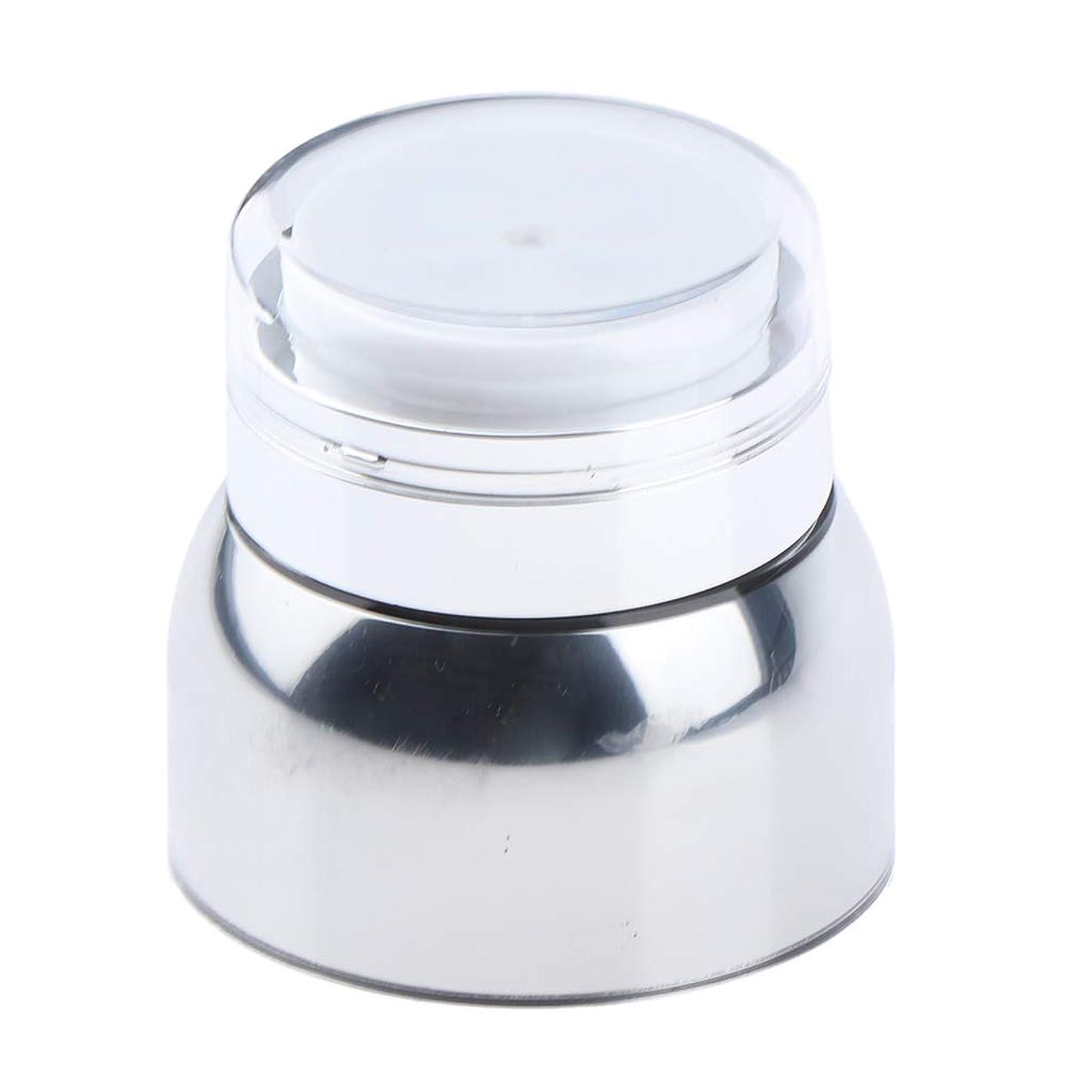 失敗楕円形ナチュラB Blesiya 50g 真空化粧品ジャー メイクボックス 化粧品容器 ローション クリーム 高品質