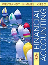 P. D. Kimmel's,J. J. Weygandt's,D. E. Kieso's 6th(sixth)edition(Financial Accounting (Hardcover))(2007)
