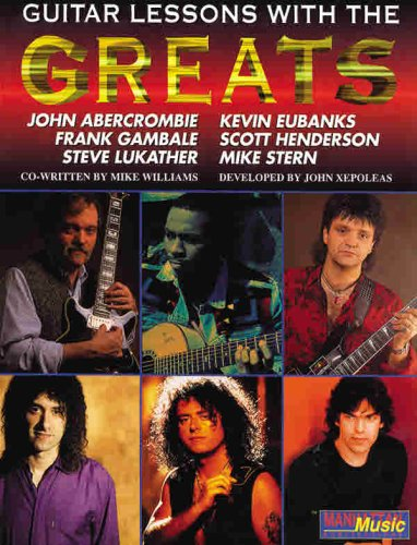 Guitar (Lessons With the Greats)